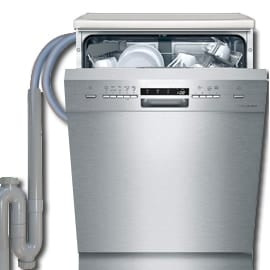 Beliebt Wie pumpt man das Wasser aus der Spülmaschine ab? CX12