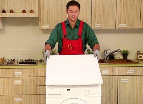 lave-linge homme